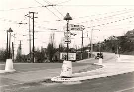 Interstate Power And Light N Interstate U0026 Greeley 1940 Vintage Portland