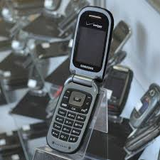 Rugged Phone Verizon Samsung Convoy Sch U640 Good Used Rugged Verizon Flip Phone For Sale