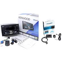 kenwood dpx502bt double din cd bluetooth car stereo satellite
