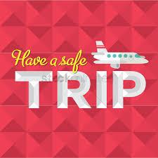 travel safe images Safe travel message design vector image 1419467 stockunlimited jpg