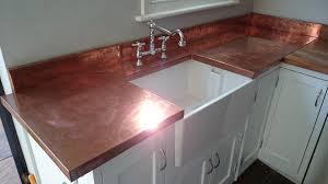 copper backsplash tiles kitchen surfaces pinterest images about bank on pinterest teller airport check in and line