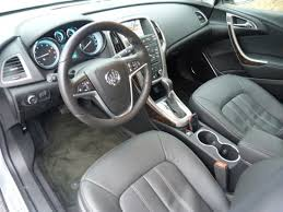 2013 Buick Verano Interior Review Buick Verano Take Two The Truth About Cars