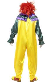 Clown Costumes It The Creepy Clown Costume Halloween Masks
