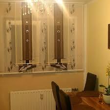 Wohnzimmerwand Braun Gemütliche Innenarchitektur Küche Gardinen Braun Gardinen