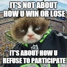U Win Meme - the fluff man imgflip