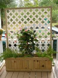 privacy screen ideas for your outdoor area diy privacy screen