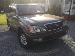 lexus cars for sale nc for sale 1999 lexus lx470 cheap in nc ih8mud forum