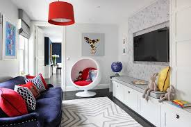 Children S Living Room Furniture Marvelous A Blend Combing The Playroom And Guestroom In