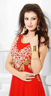 red designer party wear gown buy indian evening wear gowns online