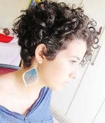 haircuts and hairstyles for curly hair short curly hairstyles for womens pinteres