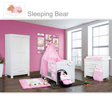kinderzimmer in grau babyzimmer 19 tlg kinderzimmer komplett babybett incl 15 tlg