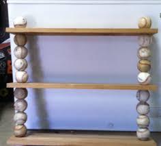 baseball shelf 7 steps