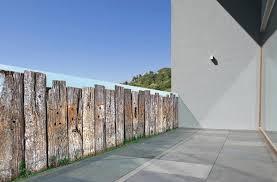 par vue de jardin pont de jardin en bois gelaco