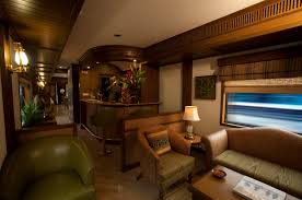 maharaja express tricked out train cars the rovos rail akon