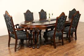 dining room chair old dining set vintage style dining set