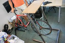Diy Bike Desk Diy Bike Desk Desk Design Ideas