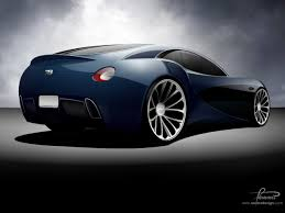 future bugatti car going under 07 december 2010