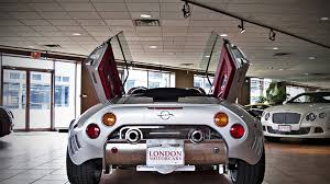 spyker find of the week 2009 spyker c8 spyder news u0026 features