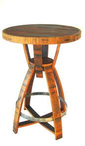 Wine Barrel Bar Table 156 Best Barrel O U0027 Fun Images On Pinterest Wine Barrels Bar