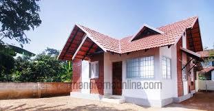 Home Design 10 Lakh Habitat Kerala Small House Plans House Interior