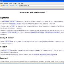 k meleon alternatives for windows alternativeto net