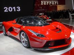 fastest ferraris fastest unveiled and it s a hybrid