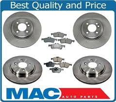 Mini Cooper Info 02 06 06 Mini Cooper Front U0026amp Rear Brake Disc Rotors 276mm Call
