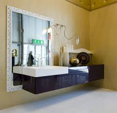 contemporary fashionable bathroom vanity for finishing your