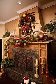 dazzling home christmas living room decor featuring exciting white