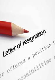 power of attorney resignation letter livecareer part time job