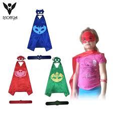 aliexpress com buy catboy owlette gekko mask hero cloaks masks