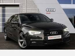 audi ah used audi a5 black edition 5 doors cars for sale motors co uk