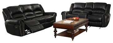 Black Leather Living Room Furniture Sets Black Leather Living Room Furniture Sets Home Design Plan