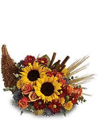 cornucopia arrangements classic cornucopia flower arrangement teleflora