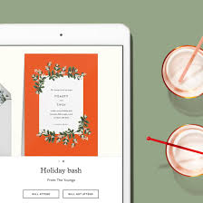 How To Design An Invitation Card Online Invitations And Cards Custom Paper Designs Paperless Post
