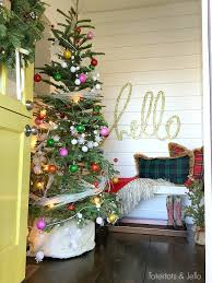 Holiday Decor How To Decorate Door For The Holidays
