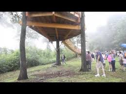 treehouse hotel pennsylvania fayette county wednesday walks historic summit inn treehouse