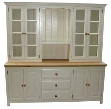 free standing kitchen furniture freestanding kitchen dressers larder units oak kitchen