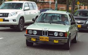 cars like porsche 911 what it s like to navigate bogotá s city streets in a bmw e21 and