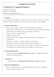 Information Security Manager Resume Information Security Analyst Resume Information Security Resume