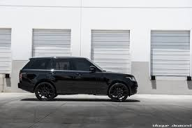 matte gray range rover 2015 range rover fitted with 24 inch bd 9 u0027s in black blaque diamond