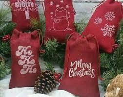 bags of christmas bows burlap bows rustic bows christmas bows christmas tree bows