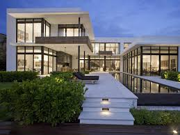 Waterfront House Designs by Pleasing 40 Glass Front House Design Design Decoration Of Glass