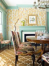 how to mix u0026 match patterns in a dining room decoratorsbest blog