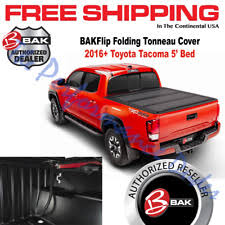 Folding Bed Cover Toyota Tacoma Bed Cover Ebay
