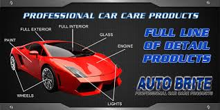 Cleaning Products For Car Interior Auto Brite Inc