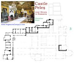 Floor Plan Castle Peles Castle Floor Plan 3rd Floor Architectural Floor Plans