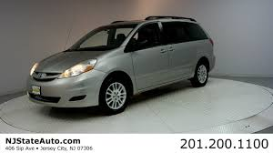 toyota sienna used toyota sienna at new jersey state auto auction serving jersey