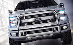 Old Ford Truck Grills - 2015 ford f 150 first look motor trend