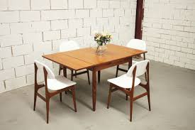 retro dining table and chairs vintage retro dining suite table 4 chairs danish parker eames